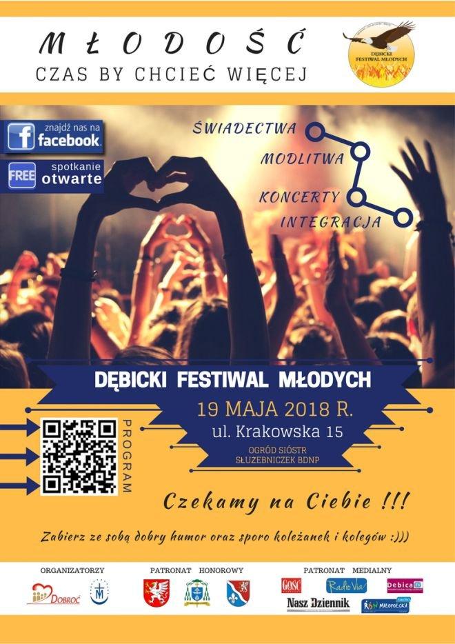 Dębicki Festiwal Młodzieży